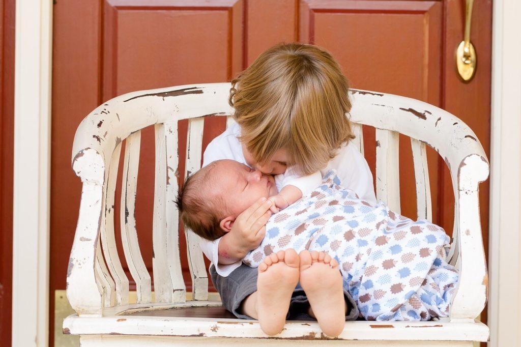 赤ちゃんと一緒にいる時間【幼少期の愛着形成がとても大事】